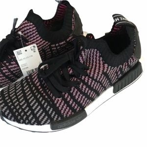 Adidas Sneakers Primeknit New In Box NMD R1